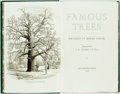 Books:Natural History Books & Prints, Richard St. Barbe Baker. LIMITED. Famous Trees. Dropmore Press, 1852. Edition limited to 999 numbered copies. Origin...