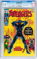 Bronze Age (1970-1979):Superhero, The Avengers #87 (Marvel, 1971) CGC VF/NM 9.0 Off-white to white pages....