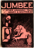 Books:Science Fiction & Fantasy, Henry S. Whitehead. Jumbee and Other Uncanny Tales. [Sauk City]: Arkham House, 1944. First edition. Publisher's clot...