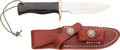 Edged Weapons:Knives, Randall Model 28 Miniature Bowie Knife Made For Randall KnifeSociety....