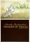 Books:Art & Architecture, Charles Beckendorf. SIGNED. Images of Texas. Fredericksburg: Charles Beckendorf, 1979. Collector's e...