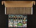 Football Cards:Lots, 1975 Topps Football Card Collection (700+). ...