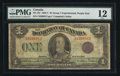 Canadian Currency: , DC-25i $1 1923 Experimental Note. ...