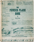 Arms Accessories:Flasks, Great Collector Reference Book The Powder Flask Book by RayRiling....