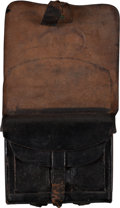 Military & Patriotic:Civil War, US Civil War M1864 .58 Caliber Cartridge Box....