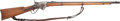 Military & Patriotic:Civil War, Model 1860, Seven Shot .52 Caliber Rimfire Spencer Repeating Rifle, #4087...