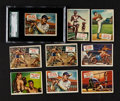 "Non-Sport Cards:Sets, 1954 Topps ""Scoops"" Partial Set (97+3 Extras). ..."