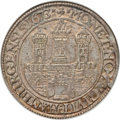 German States:Hamburg, German States: Hamburg. Free City Taler 1673-MF MS63 NGC,...