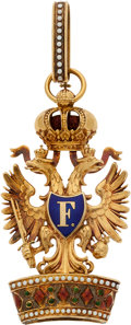 Militaria:Insignia, Austrian Order of the Iron Crown, Third Class....