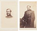 Photography:CDVs, Union Brigadier General Thomas G. Stevenson, Killed in Action at Spotsylvania Courthouse, Cartes de Visite....