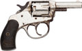 Handguns:Derringer, Palm, Iver Johnson American Bulldog Second Model Pocket Revolver....