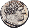 Ancients:Greek, Ancients: PHOENICIA. Tyre. Ca. 126/5 BC-AD 65. AR shekel (30mm,14.08 gm, 12h)....