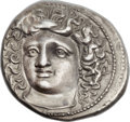 Ancients:Greek, Ancients: THESSALY. Larissa. Circa 356-342 BC. AR Stater (24mm,12.21 gm, 12h)....