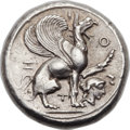 Ancients:Greek, Ancients: IONIA. Teos. Ca. 478-465 BC. AR stater (23mm, 11.84gm).  ...