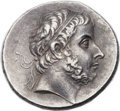 Ancients:Greek, Ancients: BITHYNIAN KINGDOM. Prusias I (228-185 BC). AR tetradrachm(30mm, 16.62 gm, 12h). ...