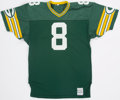 Football Collectibles:Uniforms, 1987-88 Max Zendejas Game Worn Green Bay Packers Jersey. ...