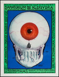 """Movie Posters:Foreign, The Hourglass Sanatorium (CWF, 1973). Polish One Sheet (22.75"""" X 31.25""""). Foreign.. ..."""