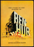 "Movie Posters:Academy Award Winners, Ben-Hur (MGM, 1959). Hardcover Program Book (36 Pages, 8"" X 11"").Academy Award Winners.. ..."