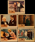 """Movie Posters:Comedy, The Go Getter (Warner Brothers, 1937). Lobby Cards (5) (11"""" X 14""""). Comedy.. ... (Total: 5 Items)"""