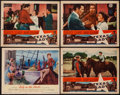 """Movie Posters:Comedy, Lady in the Dark & Other Lot (Paramount, 1944). Lobby Cards (4) (11"""" X 14""""). Comedy.. ... (Total: 4 Items)"""