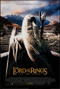"Movie Posters:Fantasy, The Lord of the Rings: The Two Towers (New Line, 2002). One Sheet(27"" X 40"") & Canadian Exhibition One Sheet (27"" X 39.75"")...(Total: 2 Items)"