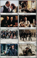 "Movie Posters:Western, Wyatt Earp & Other Lot (Warner Brothers, 1994). International Lobby Card Set of 8 and Lobby Card Set of 11 (11"" X 14""). West... (Total: 19 Items)"