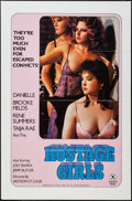 """Movie Posters:Adult, Hostage Girls & Others Lot (Nibo, 1984). One Sheets (4) (27"""" X 41"""") Flat Folded. Adult.. ... (Total: 4 Items)"""