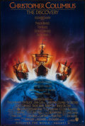 "Movie Posters:Adventure, Christopher Columbus: The Discovery & Other Lot (WarnerBrothers, 1992). One Sheets (2) (26.75"" X 39.75"" & 27"" X 40"")DS Adv... (Total: 2 Items)"