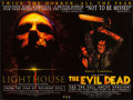 "Movie Posters:Horror, Lighthouse/The Evil Dead Combo & Others Lot (Feature Film, R-2002). British Quad (30"" X 40""), One Sheet (27"" X 40""), & Video... (Total: 4 Items)"