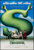 """Movie Posters:Animation, Shrek & Others Lot (DreamWorks, 2001). One Sheets (3) (27"""" X40"""") DS Regular & Advance. Animation.. ... (Total: 3 Items)"""