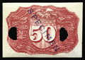 Fractional Currency:Second Issue, Milton 2E50R.1d 50¢ Second Issue Negative Essay Gem New. A superb example of the Negative Essay back. But for a few minor pr...