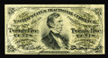 Fractional Currency:Third Issue, Fr. 1297 25c Third Issue Choice New. Terrific grade for a Fiber Paper Fessenden. The note has all the possible technical mer...