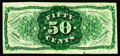 Fractional Currency:Third Issue, Fr. 1339SP 50¢ Third Issue Spinner Type II About New. We've sold this note four times before. Initially in our first sale in...