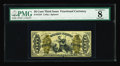 Fractional Currency:Third Issue, Fr. 1344 50¢ Third Issue Justice PMG Very Good 8. The note has several repaired tears, which are mentioned in the PMG commen...