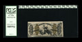 Fractional Currency:Third Issue, Fr. 1350 50c Third Issue Justice PCGS Choice About New 58PPQ. A light corner bend is seen on this otherwise gorgeous note....