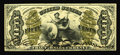 Fractional Currency:Third Issue, Fr. 1355 50c Third Issue Justice Choice New. Very well margined and with large, strong hand signatures that are free of crac...