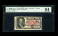 Fractional Currency:Fifth Issue, Fr. 1381 50c Fifth Issue PMG Choice Uncirculated 64. A nicer thantypical Crawford with its credentials attested to by PMG. ...