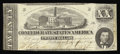 """Confederate Notes:1862 Issues, T51 $20 1862. This example exhibits a repair at the left margin asthere was a paper skin near the """"Twenty"""". There will be n..."""