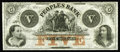 Obsoletes By State:Minnesota, St. Peter, MN- Peoples Bank $5 G8a. A lovely Uncirculated exampleof this pretty remainder....