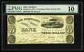 Obsoletes By State:Ohio, Kirtland, OH- The Kirtland Safety Society Bank $3 Mar. 9, 1837 G6Rust 6 Wolka 1424-08. Here is an exceptionally rare note w...