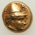 Ancients:Greek, Ancients: LESBOS. Mytilene. Ca. 377-326 BC. EL hecte (2.59 gm)....