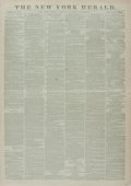 """Miscellaneous:Newspaper, [Colored Infantry] and [Indian Wars]. Newspaper: The New YorkHerald. Ten pages, 15.5"""" x 22"""", August 8, 1876. Wi..."""
