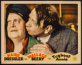 "Movie Posters:Comedy, Tugboat Annie (MGM, 1933). Lobby Card (11"" X 14""). Comedy.. ..."