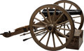 Other Hand Weapons, American Gage 6LB Cannon Circa 1827-1838,...