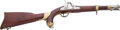 Handguns:Muzzle loading, U.S. Springfield Model 1855 Percussion Pistol with ShoulderStock....