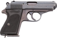 Walther PPK Semi-Automatic Pistol with 359 Acceptance Stamps