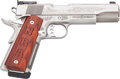 Handguns:Semiautomatic Pistol, Cased Caspian Arms / Oglesby Engraved Semi-Automatic Pistol....
