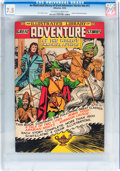 Golden Age (1938-1955):Classics Illustrated, Classics Illustrated Giants: An Illustrated Library of GreatAdventure Stories #nn (#1) (Gilberton, 1949) CGC VF- 7.5Off-whit...