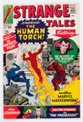 Silver Age (1956-1969):Superhero, Strange Tales #118 (Marvel, 1964) Condition: FN+....