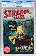 Silver Age (1956-1969):Horror, Strange Tales #69 (Marvel, 1959) CGC VG+ 4.5 Off-white pages....